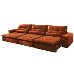 Sofa-Retratil-e-Reclinavel-6-Lugares-Ocre-380m-Nouvel
