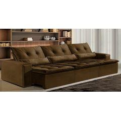 Sofa-Retratil-e-Reclinavel-6-Lugares-Marrom-380m-Bjarke---Ambiente