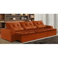 Sofa-Retratil-e-Reclinavel-6-Lugares-Ocre-410m-Bjarke---Ambiente