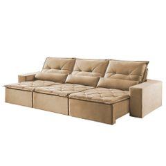 Sofa-Retratil-e-Reclinavel-5-Lugares-Bege-350m-Reidy