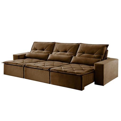 Sofa-Retratil-e-Reclinavel-6-Lugares-Marrom-380m-Reidy