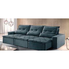 Sofa-Retratil-e-Reclinavel-6-Lugares-Azul-410m-Reidy---Ambiente