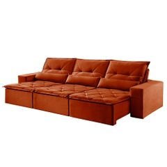Sofa-Retratil-e-Reclinavel-6-Lugares-Ocre-410m-Reidy