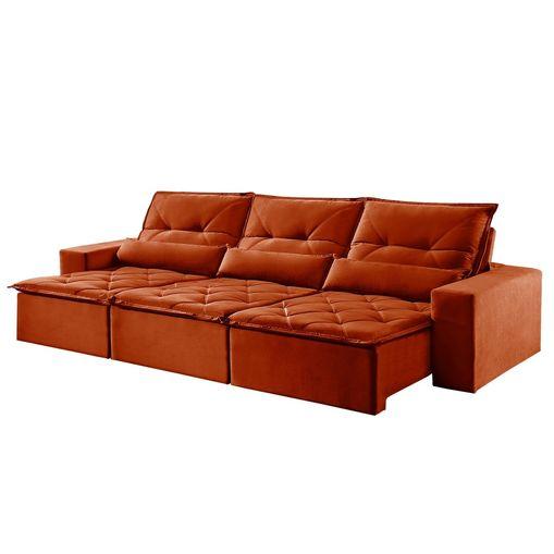 Sofa-Retratil-e-Reclinavel-6-Lugares-Ocre-410m-Reidy