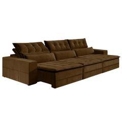 Sofa-Retratil-e-Reclinavel-5-Lugares-Marrom-320m-Odile