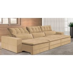 Sofa-Retratil-e-Reclinavel-5-Lugares-Bege-350m-Odile---Ambiente