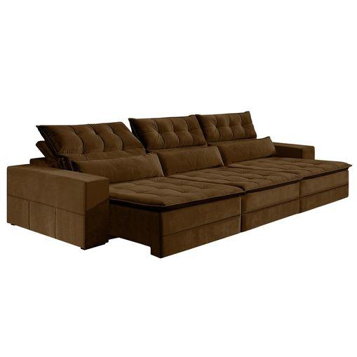 Sofa-Retratil-e-Reclinavel-6-Lugares-Marrom-380m-Odile