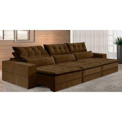 Sofa-Retratil-e-Reclinavel-6-Lugares-Marrom-380m-Odile---Ambiente