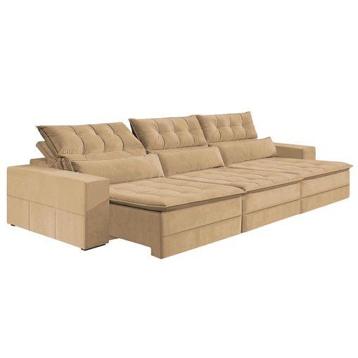 Sofa-Retratil-e-Reclinavel-6-Lugares-Bege-380m-Odile