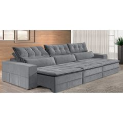 Sofa-Retratil-e-Reclinavel-6-Lugares-Cinza-380m-Odile---Ambiente