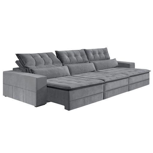 Sofa-Retratil-e-Reclinavel-6-Lugares-Cinza-410m-Odile