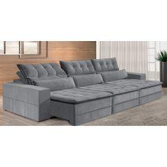Sofa-Retratil-e-Reclinavel-6-Lugares-Cinza-410m-Odile---Ambiente