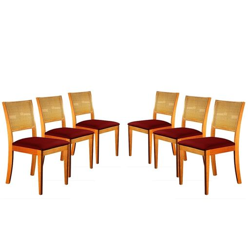 Kit-6-Cadeiras-de-Jantar-Estofada-Bordo-em-Veludo-Arsa