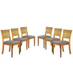 Kit-6-Cadeiras-de-Jantar-Estofada-Cinza-em-Veludo-Arsa