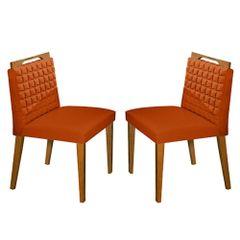 Kit-2-Cadeiras-de-Jantar-Estofada-Ocre-em-Veludo-Birlik