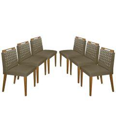 Kit-6-Cadeiras-de-Jantar-Estofada-Fendi-em-Veludo-Birlik