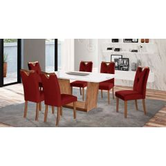Kit-4-Cadeiras-de-Jantar-Estofada-Bordo-em-Veludo-Delik---Ambiente