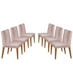 Kit-6-Cadeiras-de-Jantar-Estofada-Rose-em-Veludo-Dizayn