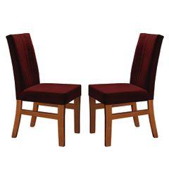 Kit-2-Cadeiras-de-Jantar-Estofada-Bordo-em-Veludo-Duz
