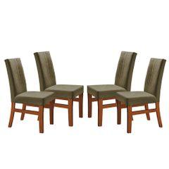 Kit-4-Cadeiras-de-Jantar-Estofada-Fendi-em-Veludo-Duz