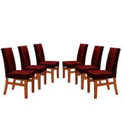 Kit-6-Cadeiras-de-Jantar-Estofada-Bordo-em-Veludo-Duz