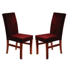 Kit-2-Cadeiras-de-Jantar-Estofada-Bordo-em-Veludo-Elmas