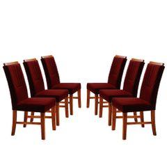 Kit-6-Cadeiras-de-Jantar-Estofada-Bordo-em-Veludo-Hatlar