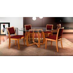 Kit-4-Cadeiras-de-Jantar-Estofada-Bordo-em-Veludo-Kalip---Ambiente