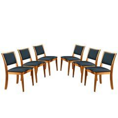 Kit-6-Cadeiras-de-Jantar-Estofada-Azul-em-Veludo-Kalip