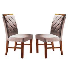 Kit-2-Cadeiras-de-Jantar-Estofada-Rose-em-Veludo-Kare