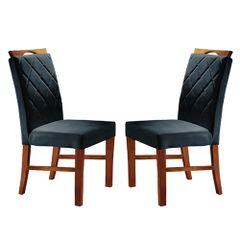 Kit-2-Cadeiras-de-Jantar-Estofada-Azul-em-Veludo-Kare