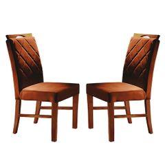 Kit-2-Cadeiras-de-Jantar-Estofada-Ocre-em-Veludo-Kare