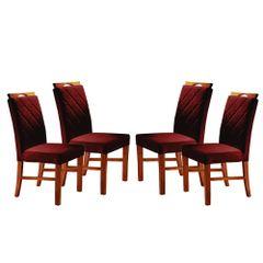 Kit-4-Cadeiras-de-Jantar-Estofada-Bordo-em-Veludo-Kare