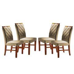 Kit-4-Cadeiras-de-Jantar-Estofada-Bege-em-Veludo-Kare