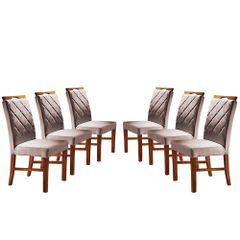 Kit-6-Cadeiras-de-Jantar-Estofada-Rose-em-Veludo-Kare