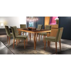 Kit-2-Cadeiras-de-Jantar-Estofada-Fendi-em-Veludo-Kurs---Ambiente