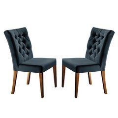 Kit-2-Cadeiras-de-Jantar-Estofada-Azul-em-Veludo-Sedye