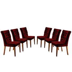 Kit-6-Cadeiras-de-Jantar-Estofada-Bordo-em-Veludo-Sedye
