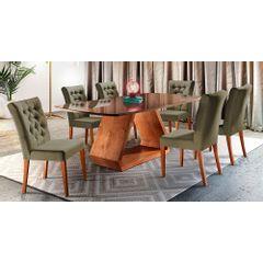 Kit-6-Cadeiras-de-Jantar-Estofada-Fendi-em-Veludo-Sedye---Ambiente