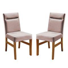 Kit-2-Cadeiras-de-Jantar-Estofada-Rose-em-Veludo-Temel