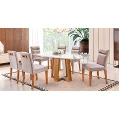 Kit-2-Cadeiras-de-Jantar-Estofada-Rose-em-Veludo-Temel---Ambiente