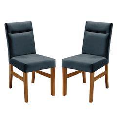 Kit-2-Cadeiras-de-Jantar-Estofada-Azul-em-Veludo-Temel