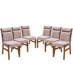 Kit-6-Cadeiras-de-Jantar-Estofada-Rose-em-Veludo-Temel
