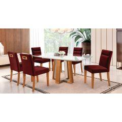 Kit-6-Cadeiras-de-Jantar-Estofada-Bordo-em-Veludo-Temel---Ambiente