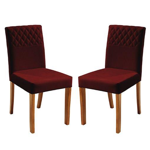 Kit-2-Cadeiras-de-Jantar-Estofada-Bordo-em-Veludo-Yarim