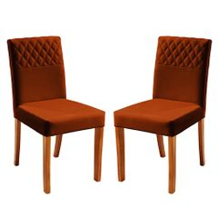 Kit-2-Cadeiras-de-Jantar-Estofada-Ocre-em-Veludo-Yarim