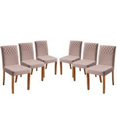 Kit-6-Cadeiras-de-Jantar-Estofada-Rose-em-Veludo-Yarim