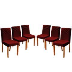 Kit-6-Cadeiras-de-Jantar-Estofada-Bordo-em-Veludo-Yarim