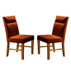 Kit-2-Cadeiras-de-Jantar-Estofada-Ocre-em-Veludo-Yastik