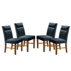 Kit-4-Cadeiras-de-Jantar-Estofada-Azul-em-Veludo-Yastik